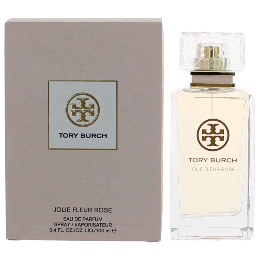 Authentic Tory Burch Jolie Fleur Rose Perfume By Tory Burch