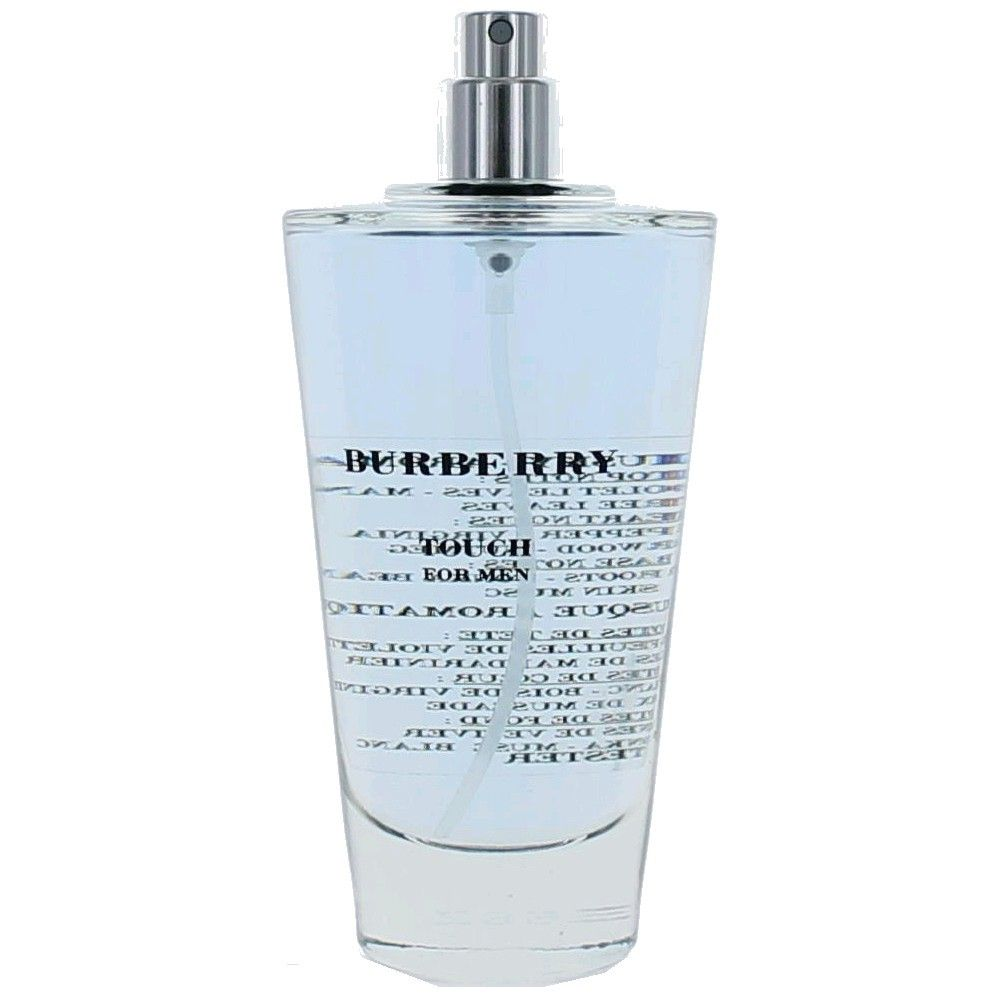 0f9952e59b6 Touch for Men by Burberry is a Woody Floral Musk fragrance for men launched  in 2000. Top notes are artemisia