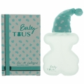 Tous Baby by Tous, 3.4 oz Eau De Cologne Alcohol Free for Unisex