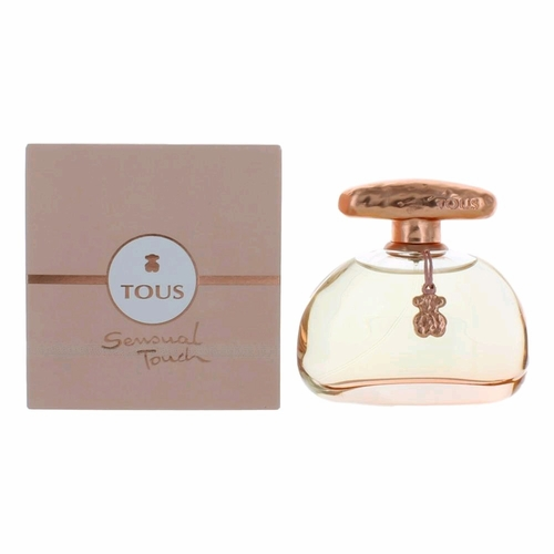 Tous Sensual by Tous, 3.4 oz Eau De Toilette Spray for Women