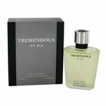 Tremendous by Tremendous, 3.4 oz Eau De Toilette Spray for men