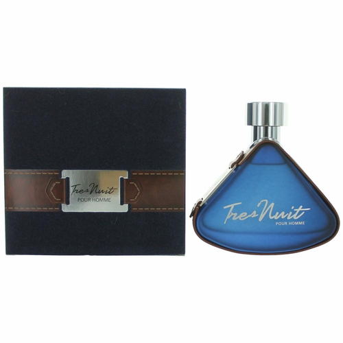 Tres Nuit Pour Homme by Armaf, 3.4 oz Eau De Toilette for Men