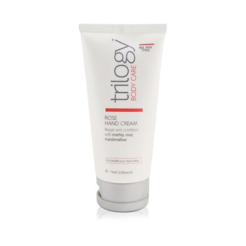 Trilogy Rose Hand Cream (For All Skin Types)  75ml/2.5oz