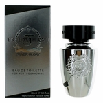 Triumphant Silver Glory by Triumphant, 3.4 oz Eau De Toilette Spray for Men