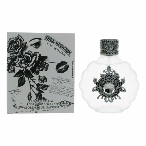 True Religion by True Religion, 3.4 oz Eau De Parfum Spray for Women