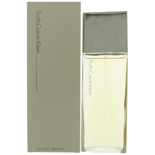 Truth by Calvin Klein, 3.4 oz Eau De Parfum Spray for Women
