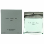 Truth by Calvin Klein, 3.4 oz Eau De Toilette Spray for Men