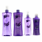 Twilight Mist by Body Fantasies, 4 Piece Set for Women