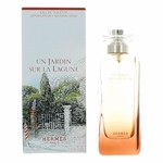 Un Jardin Sur La Lagune by Hermes, 3.3 oz Eau De Toilette Spray for Unisex