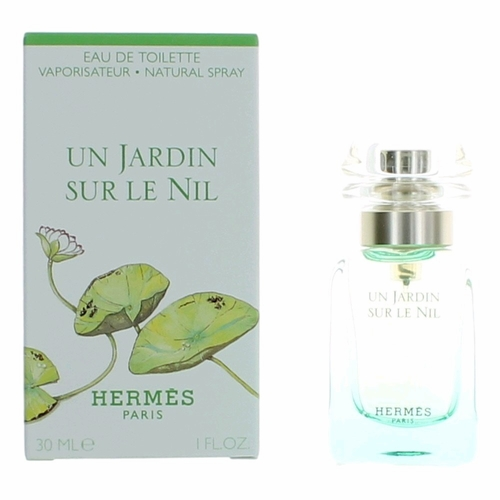 Un Jardin Sur Le Nil by Hermes, 1 oz Eau De Toilette Spray for Women