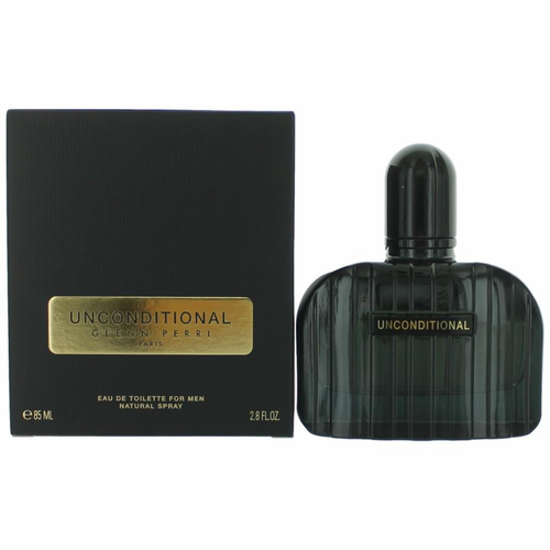 Unconditional by Glenn Perri, 2.8 oz Eau De Toilette Spray for Men