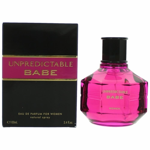 Unpredictable Babe by Glenn Perri, 3.4 oz Eau De Parfum Spray for Women