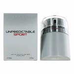 Unpredictable Sport by Glenn Perri, 3.4 oz Eau De Toilette Spray for Men