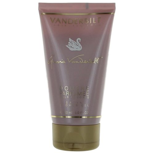 Vanderbilt by Gloria Vanderbilt, 5 oz Satin Shower Gel for Women