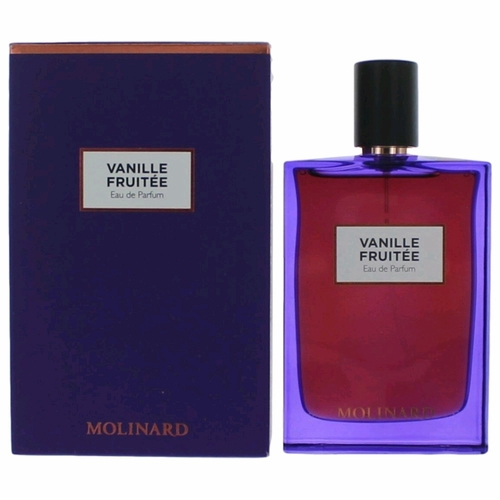Vanille Fruitee by Molinard, 2.5 oz Eau De Parfum Spray for Women