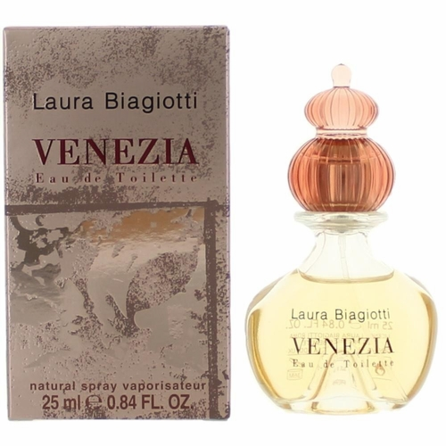 Venezia by Laura Biagiotti, 0.84 oz Eau De Toilette Spray for Women