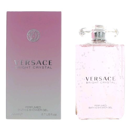 Versace Bright Crystal by Versace, 6.7 oz Shower Gel for Women