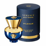 Versace Dylan Blue Pour Femme by Versace, 3.4 oz Eau De Parfum Spray for Women