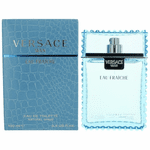 Versace Man Eau Fraiche by Versace, 3.4 oz Eau De Toilette Spray for Men