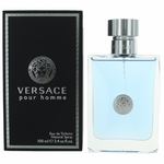 Versace Pour Homme by Versace, 3.4 oz Eau De Toilette Spray for Men