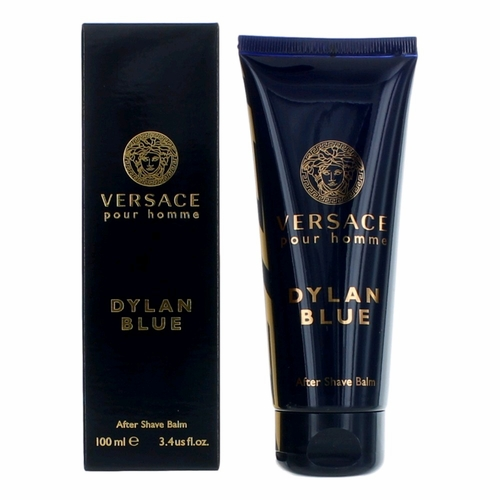 Versace Pour Homme Dylan Blue by Versace, 3.4 oz After Shave Balm for Men