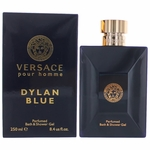 Versace Pour Homme Dylan Blue by Versace, 8.4 oz Bath and Shower Gel for Men