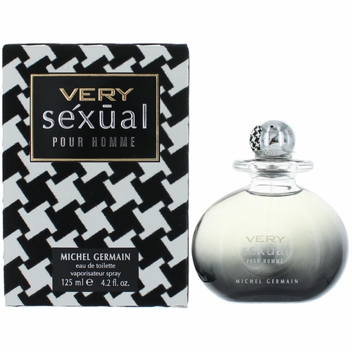 Very Sexual by Michel Germain, 4.2 oz Eau De Toilette Spray for Men