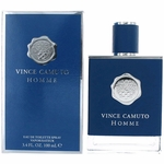 Vince Camuto Homme by Vince Camuto, 3.4 oz Eau De Toilette Spray for Men
