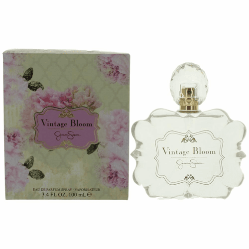 Vintage Bloom by Jessica Simpson, 3.4 oz Eau De Parfum Spray for Women