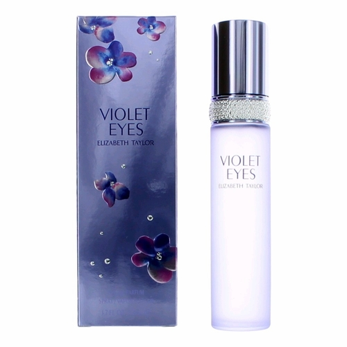 Violet Eyes by Elizabeth Taylor, 1.7 oz Eau de Parfum Spray for Women.