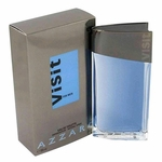 Visit by Azzaro, 3.4 oz Eau De Toilette Spray for Men