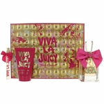 Viva La Juicy by Juicy Couture, 3 Piece Gift Set for Women