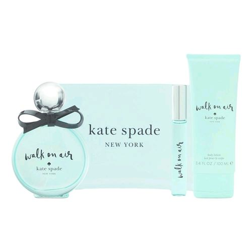 Walk on Air by Kate Spade, 4 Piece Gift Set for Women