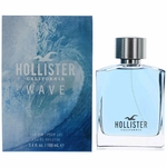 Wave by Hollister, 3.4 oz Eau De Toilette Spray for Men