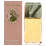 White Shoulders by Parfums International, 4.5 oz Eau De Cologne Spray for Women