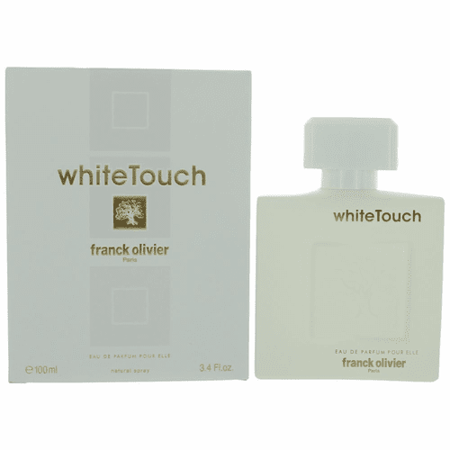 White Touch by Franck Olivier, 3.3 oz Eau De Parfum Spray for Women