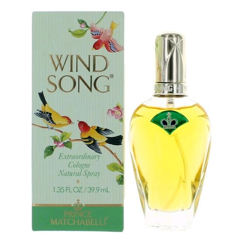 Wind Song by Prince Matchabelli, 1.35 oz Extraordinary Cologne Spray for Women