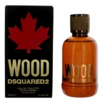 Wood Pour Homme by Dsquared2, 3.4 oz Eau De Toilette Spray for Men