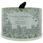 Woods Of Windsor White Jasmin by Woods Of Windsor, 3.5 oz Dusting Powder with Puff for Women