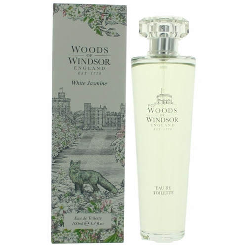 Authentic Woods Of Windsor White Jasmine Perfume By Woods