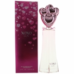 XOXO Luv by Victory Intl, 3.4 oz Eau De Parfum Spray for Women