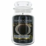 Yankee Candle Scented 22 oz Large Jar Candle - Cappuccino Truffle
