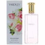 Yardley English Rose by Yardley of London, 4.2 oz Eau De Toilette Spray for Women