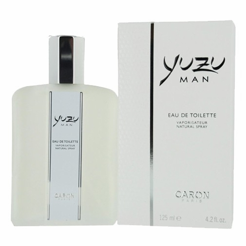 Yuzu Man by Caron, 4.2 oz Eau De Toilette Spray for Men