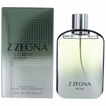 Z Zegna Milan by Ermenegildo Zegna, 3.4 oz Eau De Toilette Spray for Men