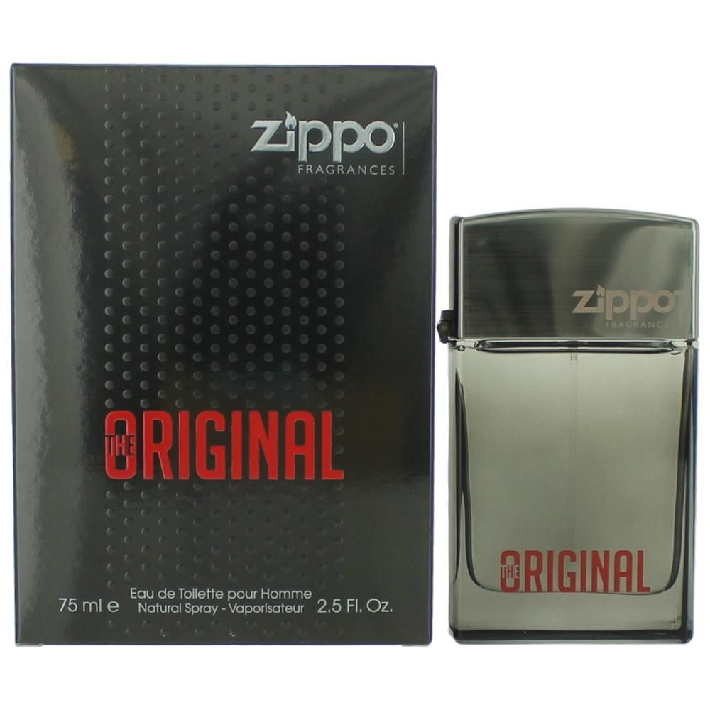 472f8f3181 Zippo The Original by Zippo, 2.5 oz Eau De Toilette Spray for Men