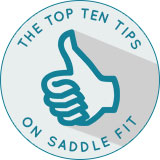 10 Quick Tips for Easy Saddle Fitting