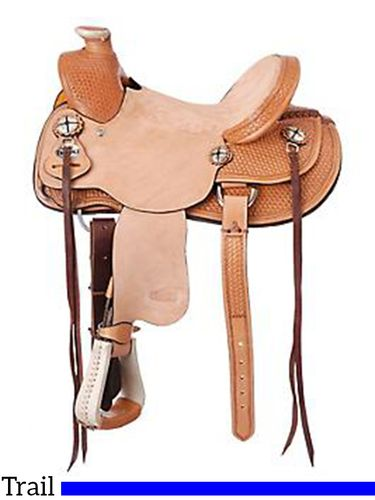 """12"""" to 14"""" Silver Royal Wylie Youth Wade Saddle 401"""