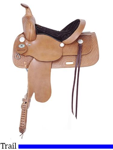 "13"" to 17"" American Saddlery Trails for All Saddle 1460"