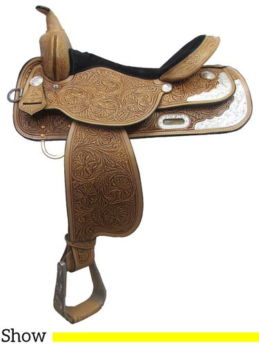 High Horse Gladewater Show Saddle 6310 w/Free Pad
